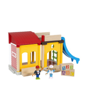 Image of Brio Assembly Group School Playset