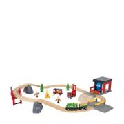 Circuit pompier et secouriste -Brio