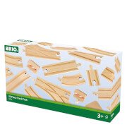 Image of Brio 50 Piece Track Set