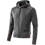 Skins Plus Men's Signal Tech Fleece Hoody - Black/Marle