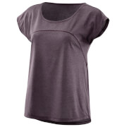 Skins Plus Women's Code Cap T-Shirt - Haze/Marle