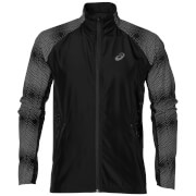 Asics Men's Lite Show Run Jacket - Black
