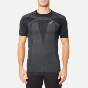 Asics Men's Seamless Run T-Shirt - Black
