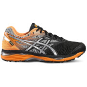Asics Men's Gel Cumulus 18 GTX Running Shoes - Black/Silver