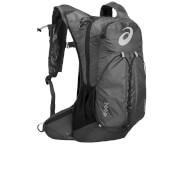 Asics Lightweight Run Backpack - Dark Grey/Black