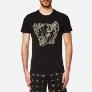 Versace Jeans Men's Chest Logo T-Shirt - Nero