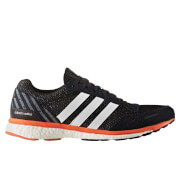 adidas Men's Adios 3 Running Shoes - Core Black