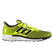 adidas Men's Supernova Running Shoes - Solar Yellow