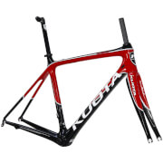 Kuota Kobalt Carbon Frameset - Red/Black