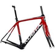 Kuota Kobalt Carbon Frameset - Red/Black