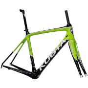 Kuota Kobalt Carbon Frameset - Green/Black