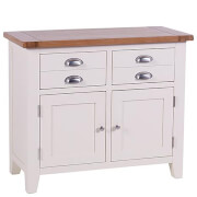 Vancouver Expressions Linen 2 Drawer 2 Door Buffet