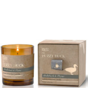 Baylis & Harding Fuzzy Duck Hollyhock & Thyme, & 1 Wick Candle