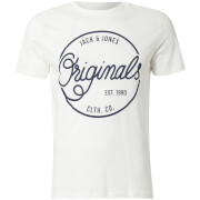 Jack & Jones Originals SwellT-shirt - Wit