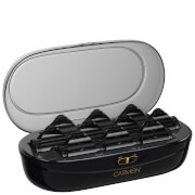 Carmen C81036 Electric Heated Hair Rollers - Black