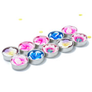 Flower Tealights - Pack of 10