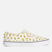 Vans X Peanuts Women's Authentic Trainers - Woodstock/Bone