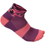 Sportful Women's Primavera 3 Socks - Purple/Pink