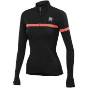 Sportful Women's Giara Jacket - Black/Pink