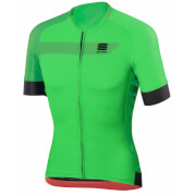 Sportful Veloce Short Sleeve Jersey - Green