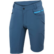 Sportful Giara Over Shorts - Blue