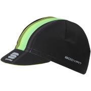 Sportful BodyFit Pro Cap - Black/Green