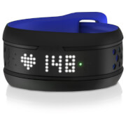 Mio Fuse Heart Rate Wrist Band - Cobalt