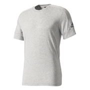adidas Men's ID Stadium T-Shirt - Grey Heather