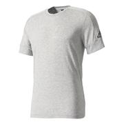 adidas Men's ID Stadium T-Shirt - Grey Heather