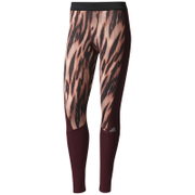 adidas Women's TechFit Tights - Print/Energy