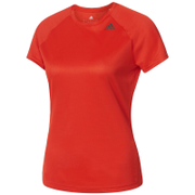adidas Women's D2M Lose T-Shirt - Core Red