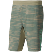 adidas Men's Crazy Training GFX Shorts - Trace Cargo