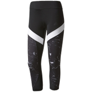 adidas Women's 3/4 Tights - Black