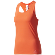adidas Women's Climachill Tank Top - Core Red - L - Core Red