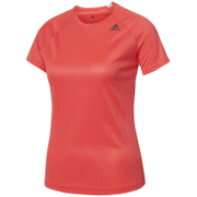 adidas Women's D2M Lose T-Shirts - Core Pink
