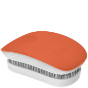ikoo Pocket Hair Brush  White  Orange Blossom