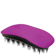 ikoo Home Hair Brush - Black - Sugar Plum