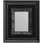 Rococo Photo Frame 5 x 7 - Black