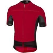Castelli Forza Pro Jersey - Ruby Red
