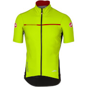 Castelli Perfetto Light 2 Jersey - Yellow Fluo