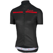 Castelli Women's Imprevisto Jersey - Black/Red