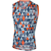 Castelli Pro Mesh Sleeveless Base Layer - Multicolour Blue