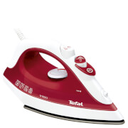 Tefal FV1251 Inicio Easy Glide Steam Iron - Red