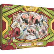 Pokemon TCG: Scizor-EX Box