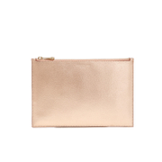 Aspinal of London Women's Essential Pouch Large - Rose Gold
