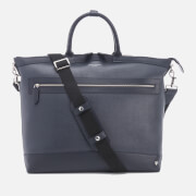 Aspinal of London Anderson Tote Bag - Navy
