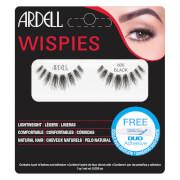 Купить Накладные ресницы (пучки) Ardell Wispies Cluster False Eyelashes - 600 Black
