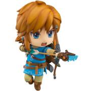 The Legend of Zelda Breath of the Wild Nendoroid Link Figure