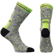Northwave Green Fresh Socks - Green