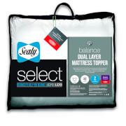 Sealy Select Balance Dual Layer Mattress Topper